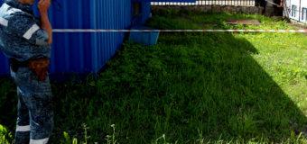 18.06.2019 Северо-Западный филиал<br>Учение на шлюзе