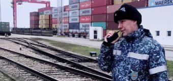 Минута на задержание: ведомственная охрана Минтранса не пропустила нарушителя в Балтийске