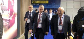 Алексей Ковыршин принял участие в VII национальной выставке и форуме инфраструктуры гражданской авиации NAIS-2020