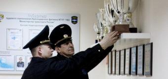 Безопасность на транспортных объектах Краснодарского края обеспечивает один из лучших филиалов УВО Минтранса России