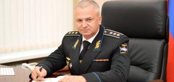 Алексей Ковыршин поздравил работников морского и речного флота с профессиональным праздником